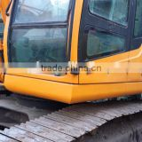 used excavator Hyundai 215LC-7 /crawler excavator imported from South Korean in Shanghai