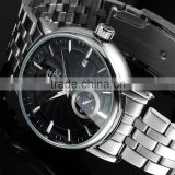 New design alibaba wholesale discount watch men brand luxury automatic mechanical man wrist watch2016
