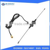 Brand New Universal Car Digital TV Antenna 5ft In Car Radio Digital DVB-T ISDB-T TV Signal 6dBi Antenna 433 MHZ & Amplifier