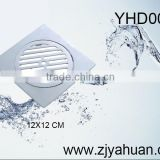Factory-Mass supply zinc round floor drain/sink drain/bathroom shower drain for Europe market