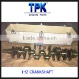 1HZ 1HD Forged Steel Cast Engine Parts Crankshaft 13411-17012                                                                         Quality Choice