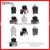 Very Hot Sales Aluminum Case Drawers Professional Makeup Trolley Case