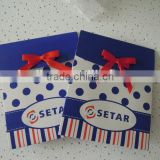 PP cord handle gift bag with Heart design