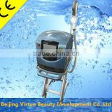 Portable Best Cooling IPL Hair Removal Device 560-1200nm With Moving Trolley Breast Lifting Up