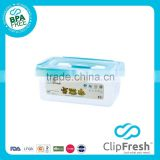 Clip Fresh Portable Storage Box with Handle 6L
