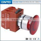 CNTD Buy Cheap Goods Big Head With Lamp Remote Push Button Reset Switch