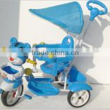 Kids sun cover tricycle, baby tricycle stroller, good quality baby tricycle with more functions
