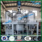 Used hydraulic oil/motor car oil mixing equipment