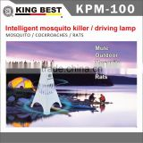 KING BEST Anti Mosquito continuously about 48 hours COCKROACHES Home lighting UV lamps Intelligent mosquito killer