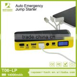 2015 Repower Car Jump Starter Power Bank T06-LP For Smart Phones, Car Electronics And Laptops