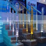 High quality wholesale acrylic stair handrails