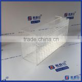 China Wholesale Custom Made Acrylic Multi Roll Label and Tape Dispenser Label Dispenser Rack