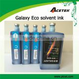 dx5 head eco solvent ink for galaxy UD Eco sovent printer