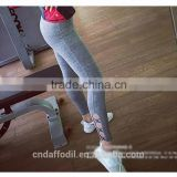 Wholesale workout sexy fitness yoga pants womens gym leggings