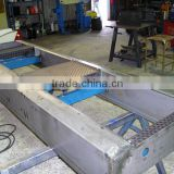 China High precision sheet metal fabrication, rear bed weldment, customized welding service                                                                         Quality Choice