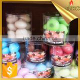 floating candle 10pieces colour pvc boxes candle craft bar candle