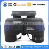 7x50 waterproof marine binoculars with compass