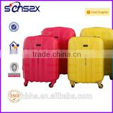 New Style PP Four Wheels Travel Luggage Bag