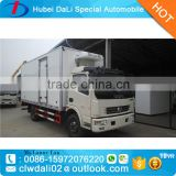 Dongfeng 7 tons refrigerated box van truck,,freezer cargo van, ice cream van                                                                                                         Supplier's Choice