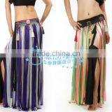 SWEGAL Belly dance tribal hip scarf dance belt costume skirt scarf SGBDW13009