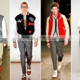 varsity Wool Leather jackets, Wholesale Cheap Varsity Jackets With Labels & Embroidery At BERG