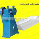 plastic pelletizing granulating machine