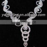 new design fashion indian circle bridal necklace