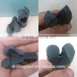Screwing Drilling Tools Tungsten Carbide Tipped Drill Bits