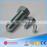 Customized Low price hex head bolt, self-drilling screw,steel screw                                                                         Quality Choice