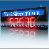 factory led gas price sign with Red ,Green ,Amber, White,