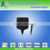 GPS active antenna with magnetic mounting way