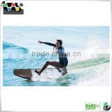Hot Selling !!! Fashion water Sport Necessary Black Skating Board Electric Surfboard