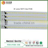 New innovative high quality led light circuit board design,aluminum substrate pcba without driver