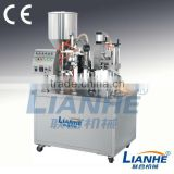 semi automatic tube filling sealing machine,cosmetic filling machine,filling and capping machine