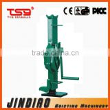 2015 CE Standard 3T 5T 10T High Quality QD Type Rack Jack / Mechanical Lifting Jack / Mechanical Toe Jack/ Gear Jack
