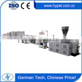 PVC 20-63mm pipe production line with ISO9001 CE Certification double screw extruder for color masterbatch