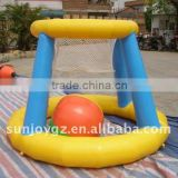 2016 basketball inflatable game inflatable basketball game board sunjoy