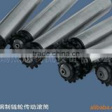 JS Power conveyor roller, Motorized roller with gear