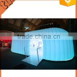 hot sell beautiful inflatable party tent/inflatable seashell tent with led light for party wedding decoration