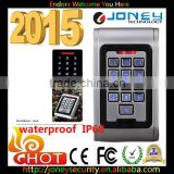 Factory Price 4x3 Keys Waterproof Illuminated Numeric Backlit Metal Door access Control Keypad