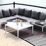 Modern Wicker Patio Rattan Sofa Garden Outdoor Furniture