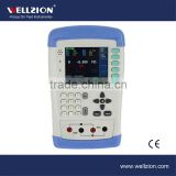 AT528L,Handheld AC Resistance Tester,AC Resistance Meter,Resistance Meter,Resistance:0.5%,Voltage: 0.5%