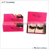 high quality empty eyelash packaging made in shanghai
