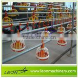 LEON facotry manufacture full automatic feeding pan for chicken