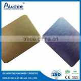 Aluminium composite panel/aluminum foil faced mdf for kitchen furniture/decorative wall panel, drawing acm