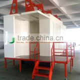 Xintu Anti-Electrostatic Charges Plastic Powder Coating Spray Booth