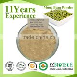 100% Pure Hard Ice Cream Used Mung Green Bean Powder