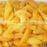 tasty sweet fresh canned yellow peaches price cheap high quality