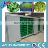 Automatic hydroponic barley grass fodder planting system for animal,livestock,cattle,sheep