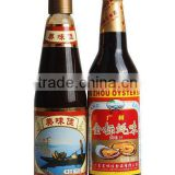 Export Oyster sauce